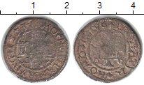 Изображение Монеты Гамбург 3 шеслинга 0 Серебро