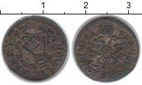 Изображение Монеты Бремен 1 гротен 1747 Серебро