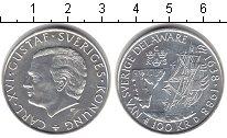 Изображение Монеты Швеция 100 крон 1988 Серебро XF
