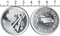 Изображение Монеты Швеция 200 крон 2004 Серебро UNC-