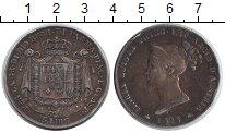 Изображение Монеты Италия Парма 5 лир 1815 Серебро VF