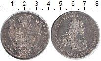 Изображение Монеты Тоскана 1 франчсконе 1747 Серебро VF Франциск