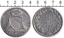 Изображение Монеты Цюрих 40 батцен 1813 Серебро XF