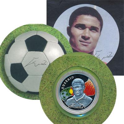 Изображение Подарочные наборы Армения Эузебиу 2008 Серебро Proof