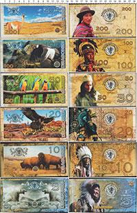 Изображение Банкноты Колумбия Колумбия 2016 2016  UNC EL Club la Moneda Ко