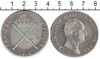 Изображение Монеты Бавария 1 талер 1816 Серебро VF