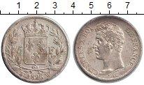 Изображение Монеты Франция 5 франков 1826 Серебро XF