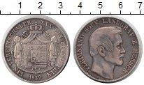 Изображение Монеты Гессен 1 талер 1859 Серебро