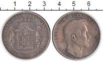 Изображение Монеты Гессен 1 талер 1860 Серебро