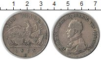 Изображение Монеты Пруссия 1 талер 1818 Серебро