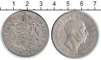 Изображение Монеты Ганновер 1 талер 1843 Серебро XF