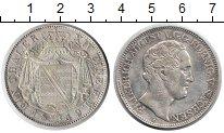 Изображение Монеты Саксония 1 талер 1849 Серебро VF