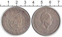 Изображение Монеты Ганновер 1 талер 1834 Серебро VF