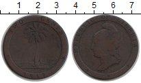 Изображение Монеты Либерия 2 цента 1847 Медь