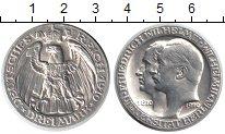 Изображение Монеты Пруссия 3 марки 1910 Серебро UNC- 100 лет Университету