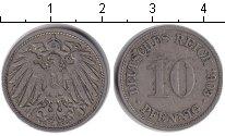Изображение Монеты Германия 10 пфеннигов 1903 Медно-никель