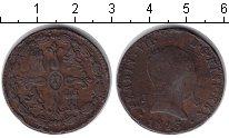Изображение Монеты Испания 8 мараведи 1825 Медь