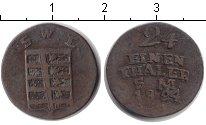 Изображение Монеты Саксен-Веймар-Эйзенах 1/24 талера 1824 Серебро
