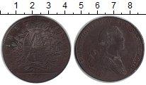 Изображение Монеты Саксония 1 талер 1768 Серебро XF