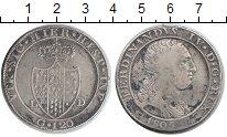 Изображение Монеты Сицилия 120 грано 1805 Серебро  Фердинанд IV.