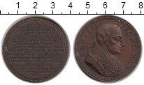 Изображение Монеты Ватикан жетон 1816 Медь XF