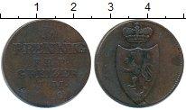 Изображение Монеты Рейсс-Оберграйц 3 пфеннига 1819 Медь VF