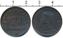 Изображение Монеты Италия 3 сентесими 1811 Медь
