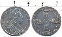 Изображение Монеты Великобритания 1 шиллинг 1697 Серебро