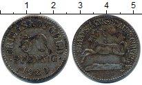 Изображение Монеты Нотгельды 50 пфеннигов 1920 Цинк
