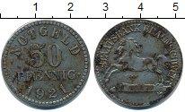 Изображение Монеты Нотгельды 50 пфеннигов 1921 Цинк