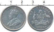 Изображение Монеты Австралия 1 шиллинг 1922 Серебро XF Георг V