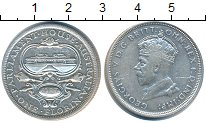 Изображение Монеты Австралия 1 флорин 1927 Серебро VF