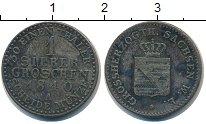 Изображение Монеты Саксен-Веймар-Эйзенах 1 грош 1840 Серебро VF