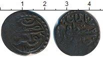 Изображение Монеты Тунис Тунис 1757 Медь