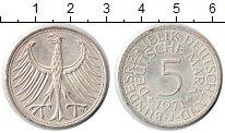 Изображение Монеты ФРГ ФРГ 1971 Серебро XF