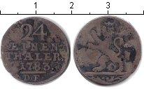 Изображение Монеты Гессен-Кассель 1/24 талера 1783 Серебро VF DF