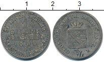 Изображение Монеты Саксен-Веймар-Эйзенах 1 грош 1840 Серебро