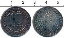 Изображение Монеты Франция 10 франков 1987 Серебро XF 1000-летие короля Гу
