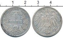 Изображение Монеты Германия 1 марка 1896 Серебро