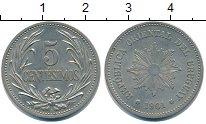 Изображение Монеты Уругвай Уругвай 1901 Медно-никель XF