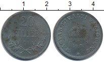Изображение Монеты Венгрия 20 филлеров 1916 Цинк VF