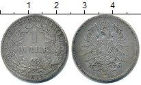 Изображение Монеты Германия 1 марка 1875 Серебро