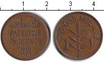 Изображение Монеты Палестина 1 мил 1939 Медь XF