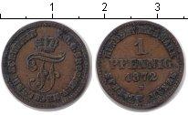 Изображение Монеты Мекленбург-Шверин 1 пфенниг 1872 Медь