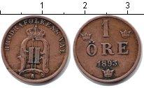 Изображение Монеты Швеция 1 эре 1893 Медь