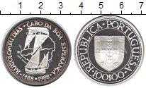 Изображение Монеты Португалия 100 эскудо 1988 Серебро Proof-