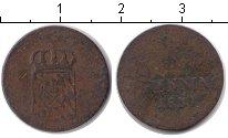 Изображение Монеты Бавария 1 пфенниг 1810 Медь