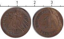 Изображение Монеты Германия 1 пфенниг 1916 Медь