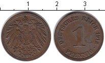 Изображение Монеты Германия 1 пфенниг 1912 Медь