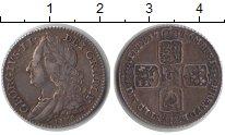 Изображение Монеты Великобритания 6 пенсов 1746 Серебро VF